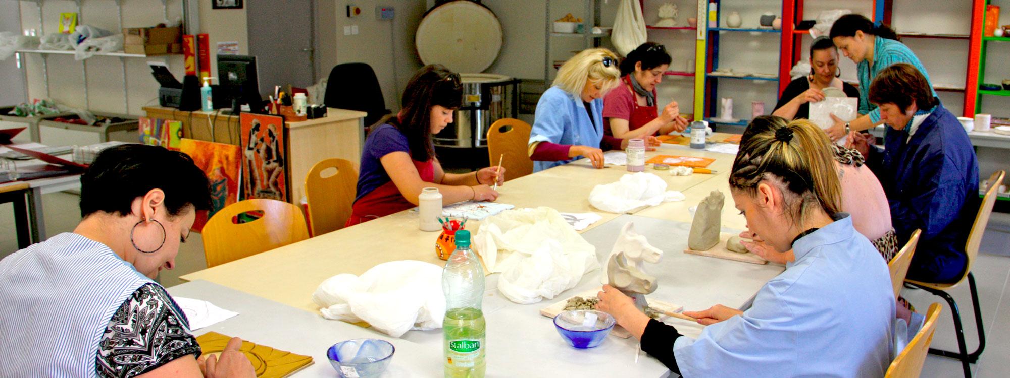 Post-cure ateliers thérapeutiques